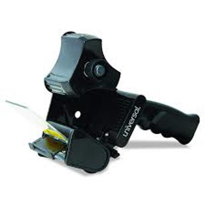 "Universal Handheld Box Sealing Tape Dispenser 3"" Core"
